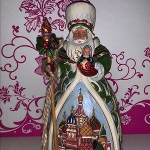 Santa Claus-Jim Shore collection
